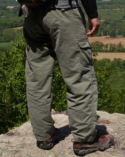 Hiking pants